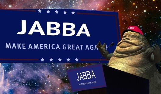 Jabba for Prez