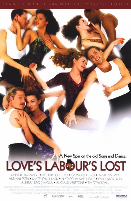 Loves Labours Lost poster 2