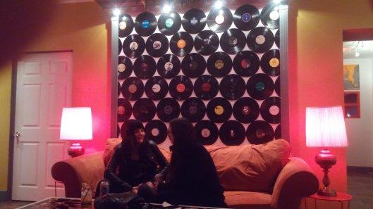 Vinyl Arts Bar