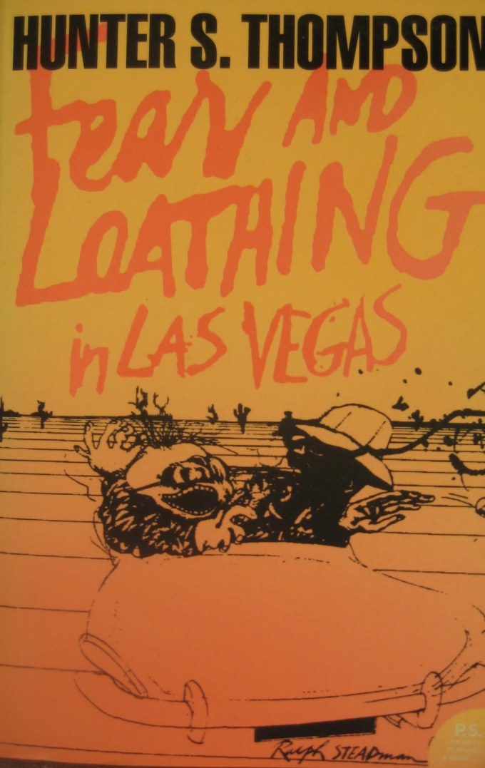 HST Fear and Loathing 2