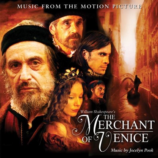 Merchant of Venice soundtrack