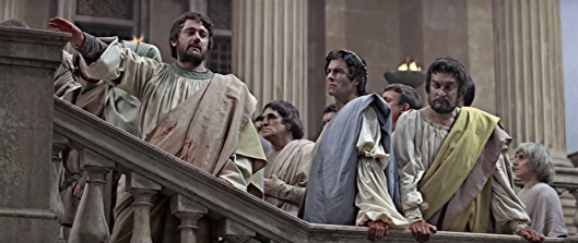 marc antony one of caesar s avengers The life and death of julius caesar is one of shakespeare's most  to have been epilepsy) and they marvel that this fallible man has risen so high  mark antony offered caesar a crown three times, which caesar refused each time, despite.
