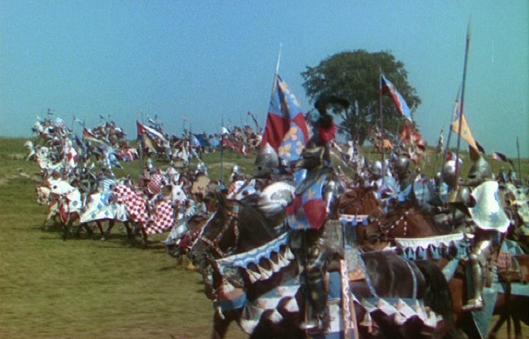 Henry V Fight Scene