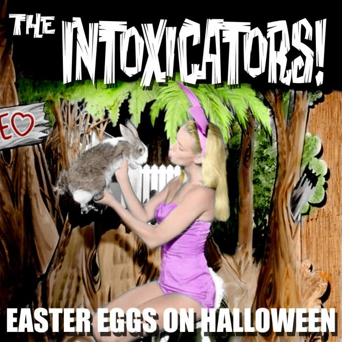 Easter Eggs on Halloween
