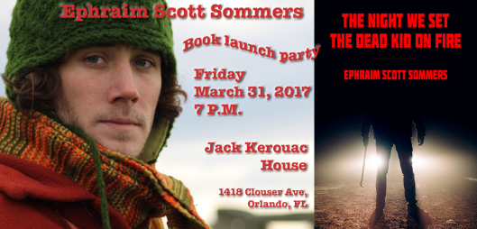 Ephraim Scott Sommers book launch final