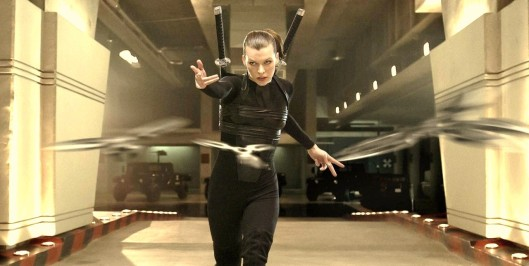 Resident Evil Afterlife 8