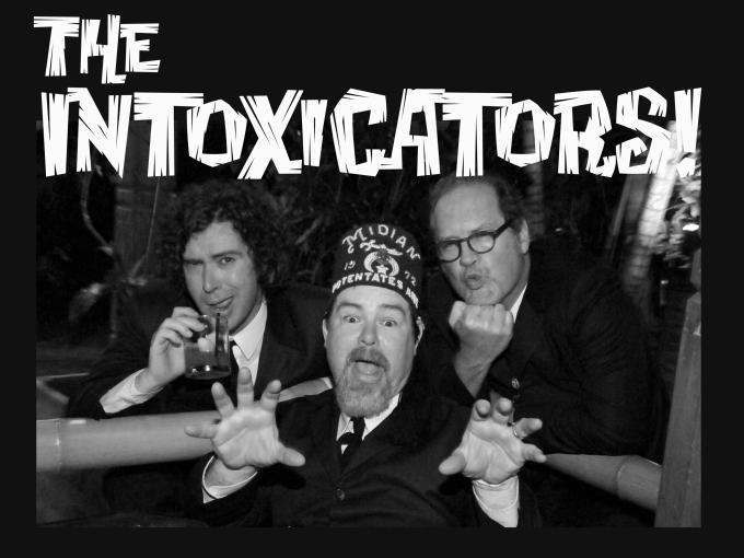 The Intoxicators B&W