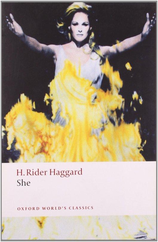 Haggard She