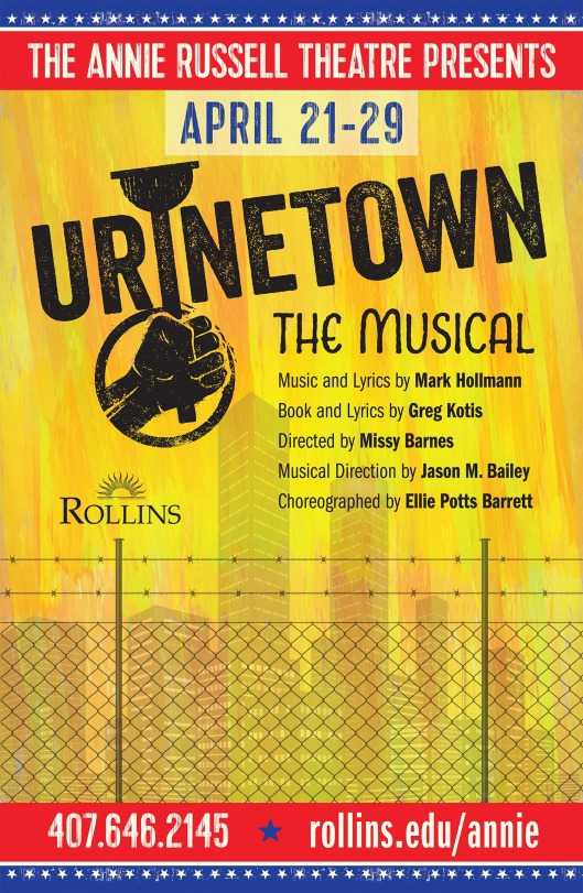 Urinetown Cover