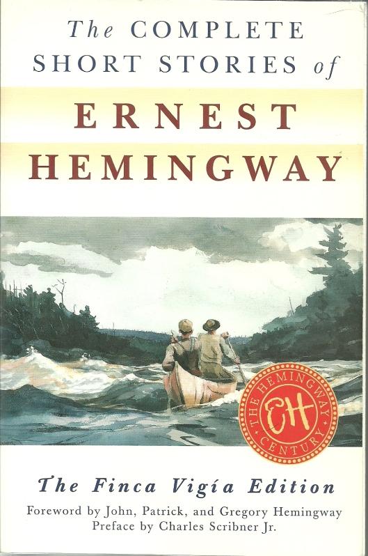 Complete Stories Hemingway
