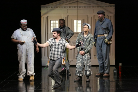 Midsummer Night's Dream, A Theatre for a New Audience @ Polonsky Shakespeare Center