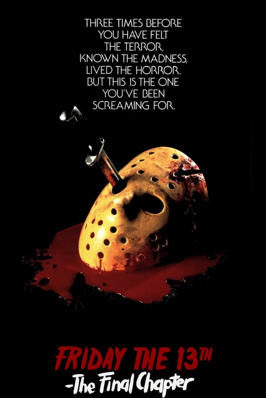 Friday the 13th Final Chapter