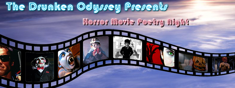 Horror Movie Poetry Night 4 event