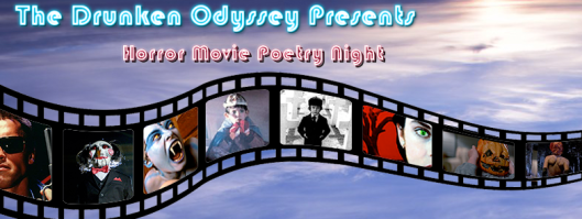 Horror Movie Poetry Night 4
