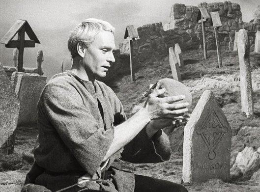 Olivier Hamlet 1