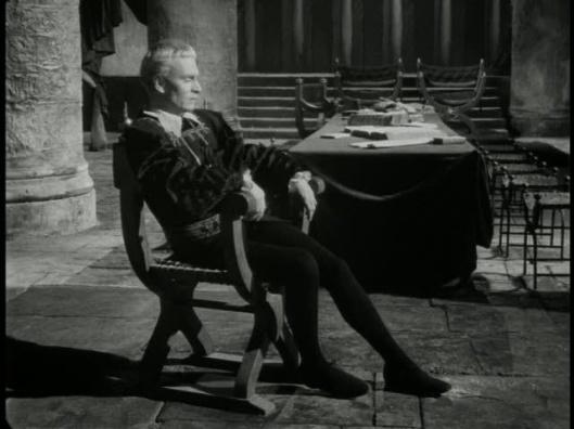 Olivier Hamlet 2