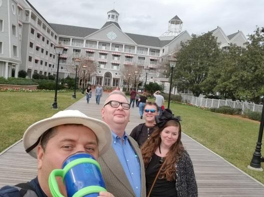 Drinking at Disney 6
