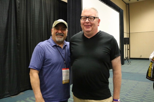 Dan Didio & John King