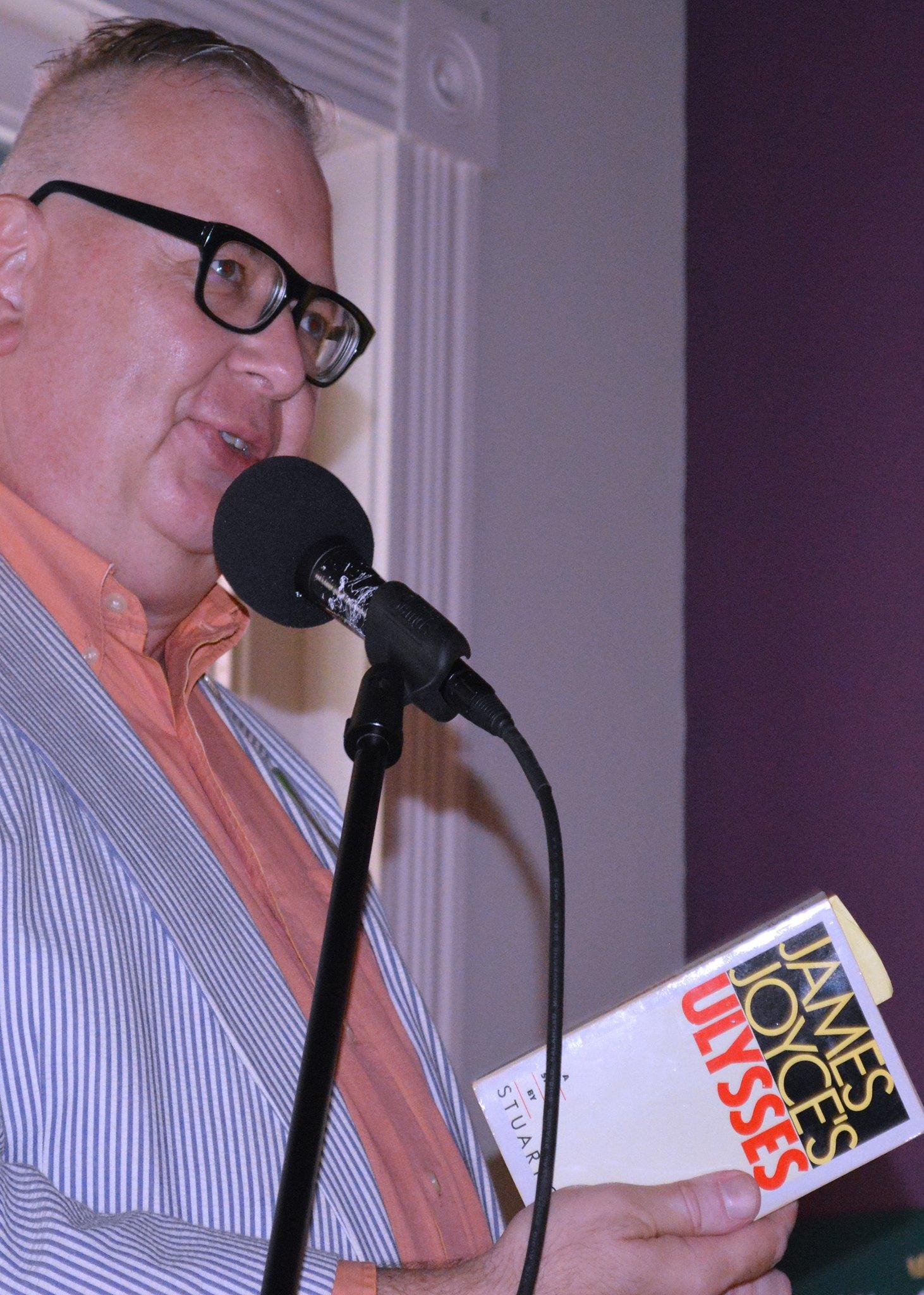 Bloomsday 2018 John King