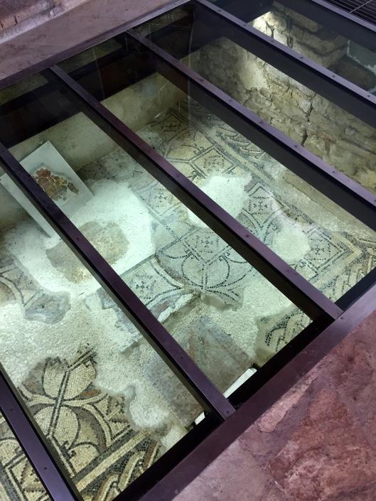 Kuje Chapel mosaic