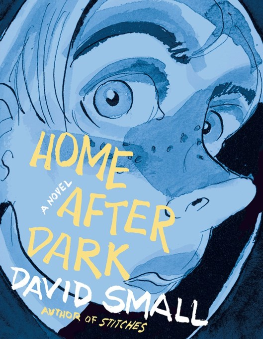 David Small Home After Dark