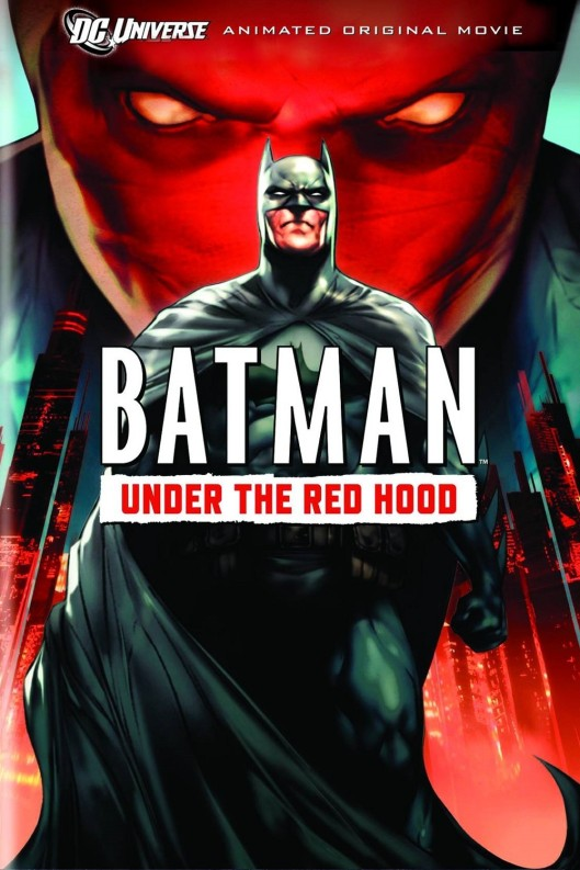 Under the Red Hood poster