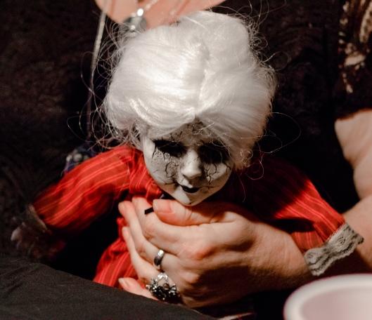 Horror Movie Poetry Night V Doll