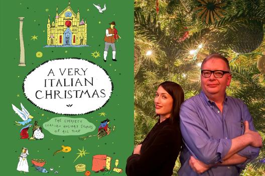 John Vanessa Italian Christmas