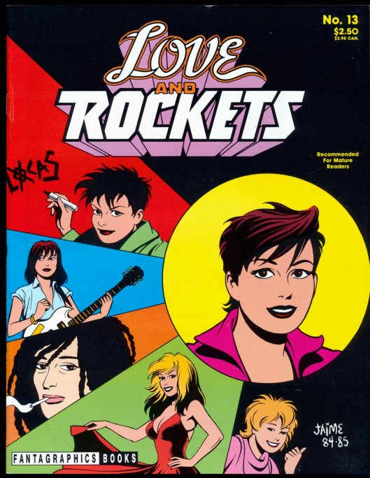 love and rockets 13