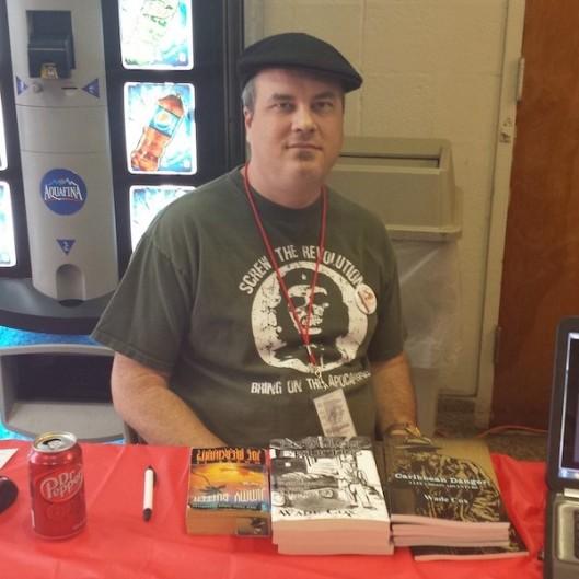 19 - Wade Cox author photo