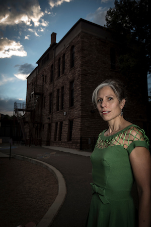 25 - Michelle Battiste author photo