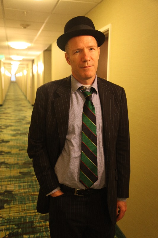 Rick Moody by Laurel Nakadate