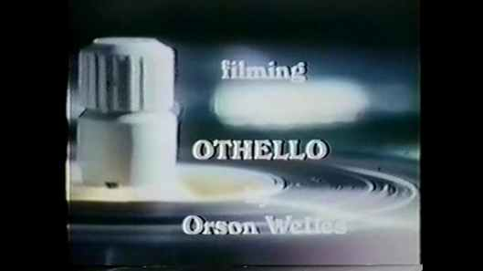 Filming Othello Title