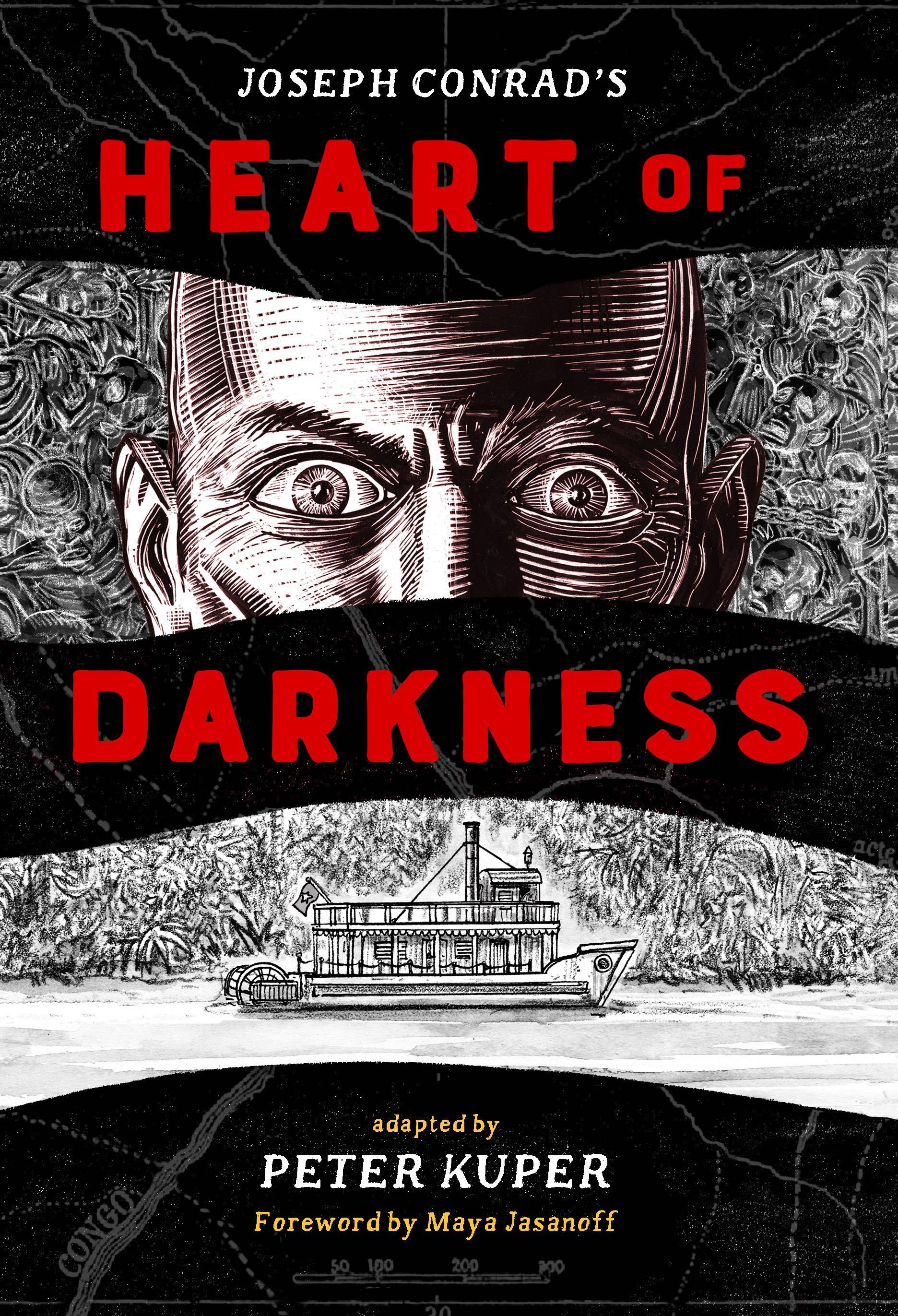 Heart of Darkness Peter kuper