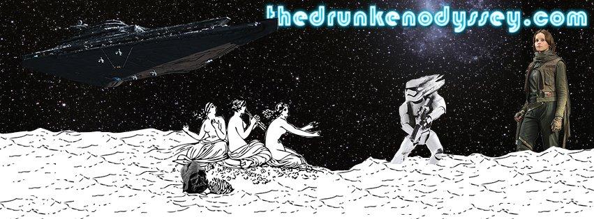 The Drunken Odyssey Star Wars