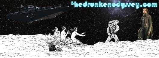 The Drunken Odyssey Star Wars