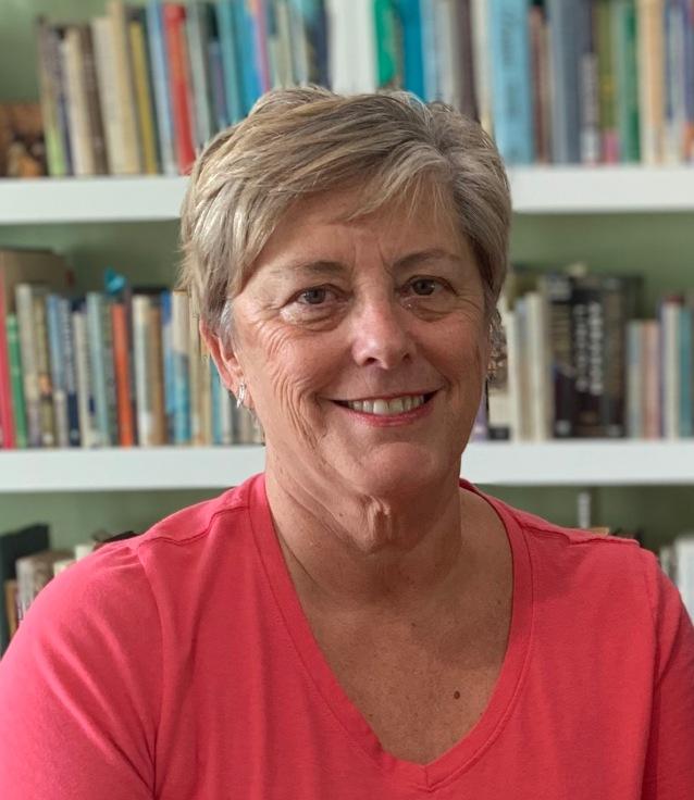 Janet Benge Headshot